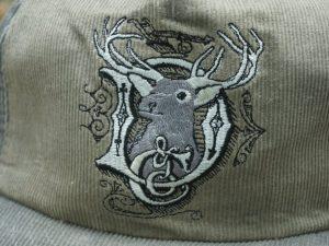 John Deere Corduroy Hat