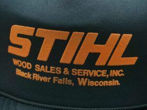Stihl Wood Sales & Service INC Black River Falls, WI Hat