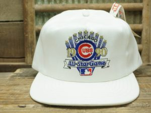 Chicago Cubs All-Star Game 1990 Hat