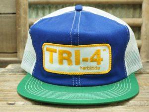 TRI-4 Herbicide Hat