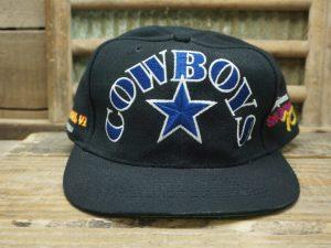 Dallas Cowboys Super Bowl Champions Hat