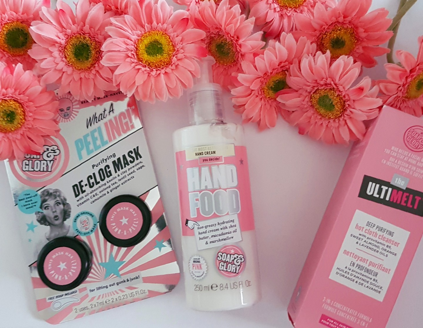 Brands I Want More Of: Soap & Glory