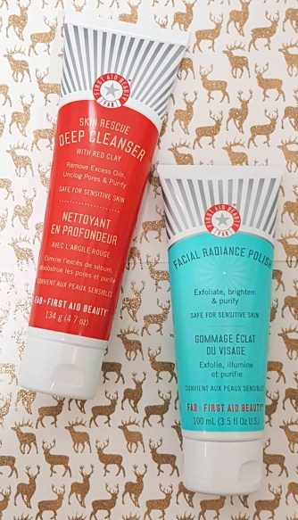 Christmas Eve Pamper Routine