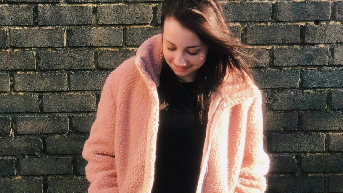 The Teddy Coat You Need & Outfit Of The Day #5