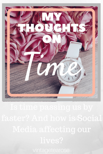 Thoughts On Time