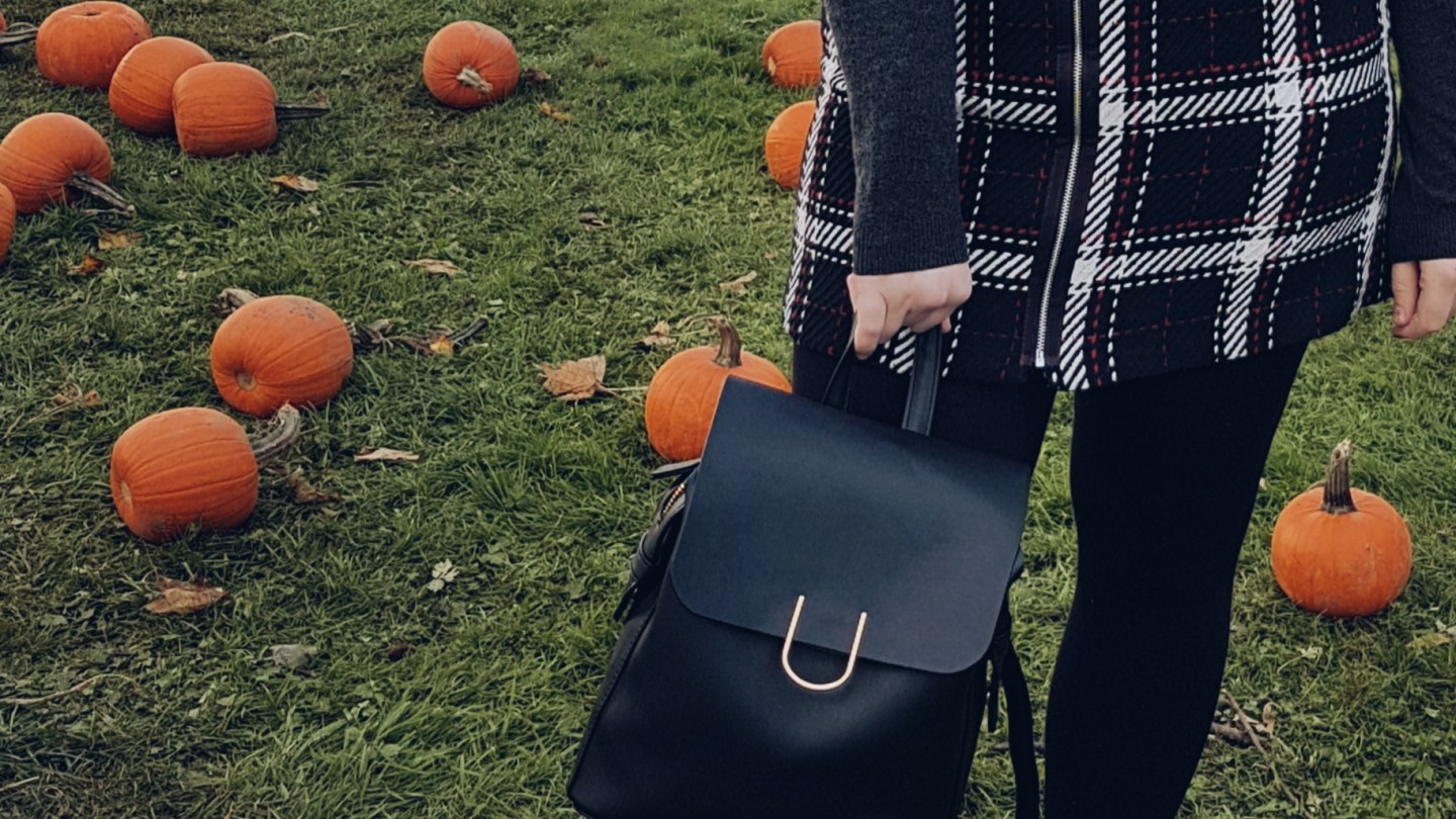 Outfit Of The Day #12 | Pumpkin Picking