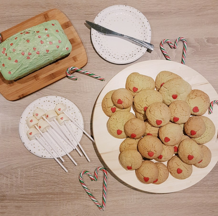 Grinch Evening | Grinch Themed Treats