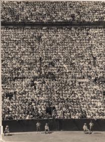 Davis Cup 1956 World Record Crowd - White City