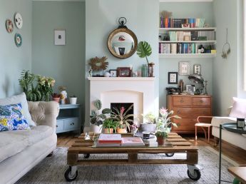 05Vintage Eclectic Home