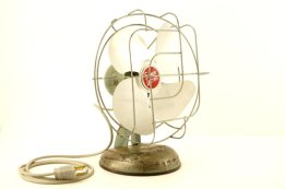 SuperLectric Fan from ThirdShiftVintage