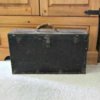 Antique F W Boelter tool box
