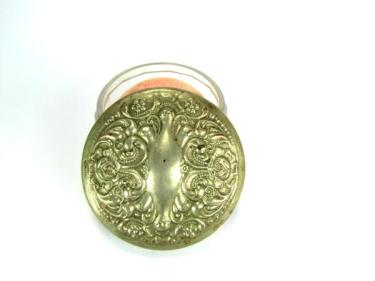 Art Deco powder jar