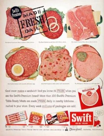 Swift Cold Cuts Ad