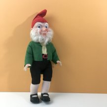 Crolly leprechaun doll