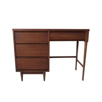 Mid century desk by At 1st Look on Chairish.com