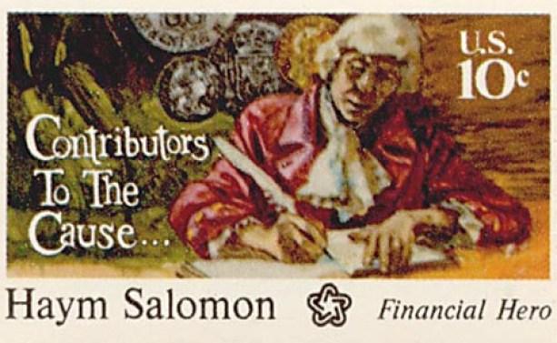 b66d297a82ad Haym Salomon  Forgotten Hero of the American Revolution – Vintage ...