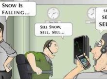 Sell Snow Cartoon