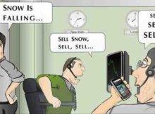 Sell Snow Cartoon