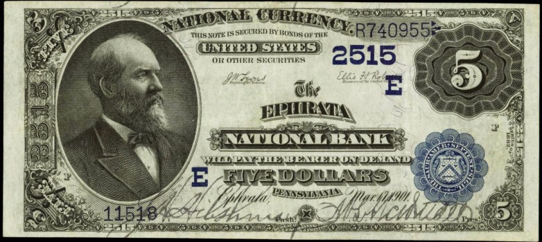 A Brief History of U.S. Currency – Vintage Value Investing