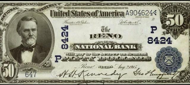 The Reno National Bank