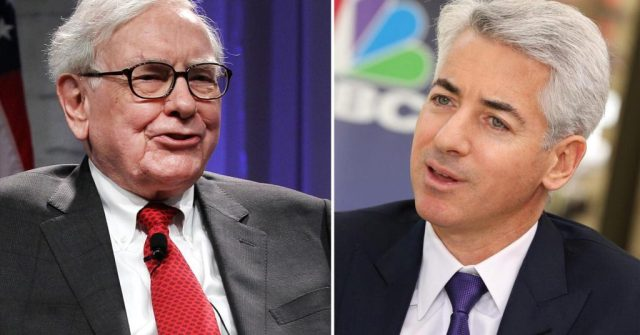 Bill Ackman Warren Buffett - Vintage Value Investing