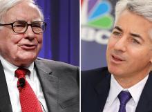 Bill Ackman Warren Buffett - Vintage Value Investing