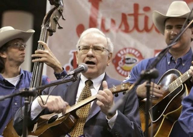 Buffett Having Fun 2
