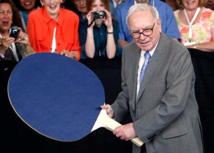Buffett Having Fun 3