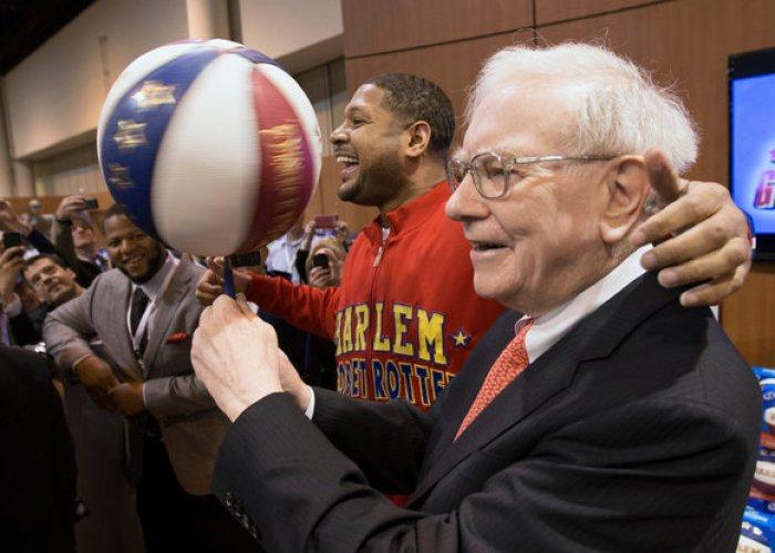 Buffett Having Fun 5