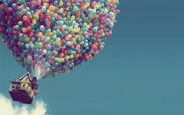 up disney pixar movie wallpaper