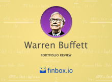 Warren Buffett Portfolio Review