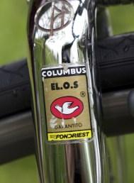 Fondriest EL-OS frontfork columbus decal