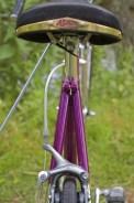Classic Rolls saddle