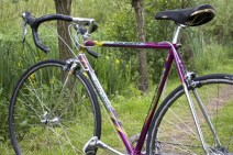Lugged steel Fondriest EL-OS