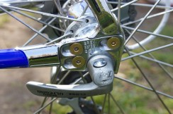 Gios Compact Pro adjustible rear dropout