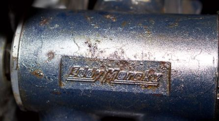 Merckx Professional 1st generation frame number