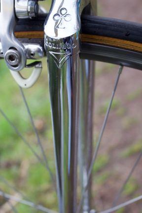 Campagnolo Delta brake pads wheel guides