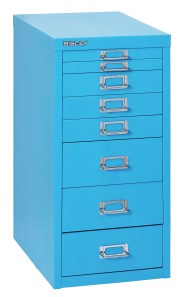 Blue Filing Cabinet, HomeSense, £129.99