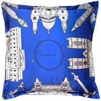 'The Coronation Service' Vintage Cushion, Vintage Cushions £195