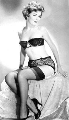 1950s vintage lingerie from National Vintage Wedding Fair