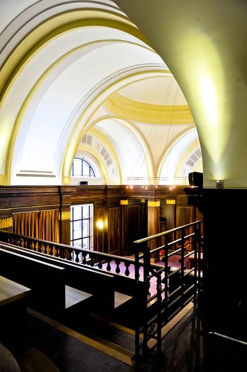 Stoke Newington Town Hall East London Art Deco Wedding Venue 7
