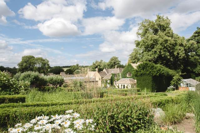 Wedding Venue: Lords of the Manor Hotel in the Cotwolds
