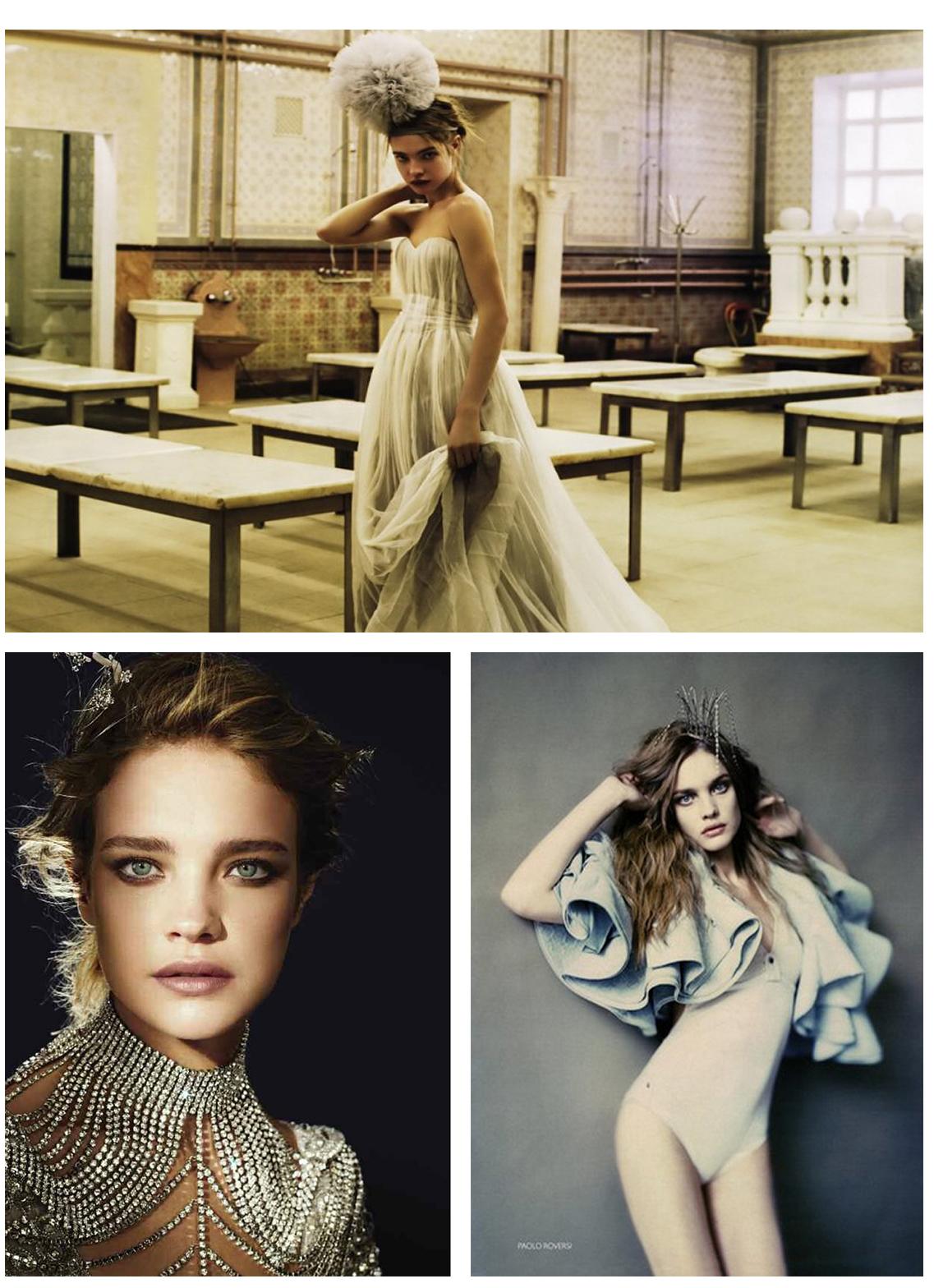 Natalia Vodianova Wedding Dress Vintageweddingplanner