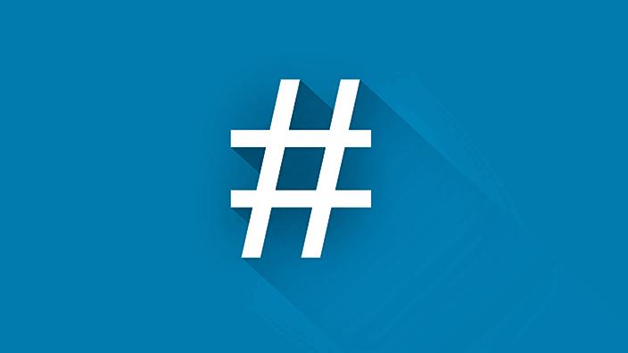 hashtag featured