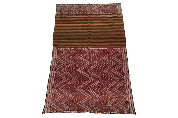Vintage Moroccan Flat Weave £670