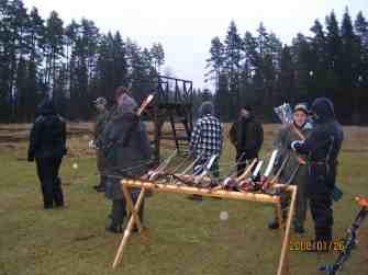 Vinterseriens fjärde tävling gick i Värnamo den 26 januari. Det var en blöt tävling, det regnade hela dan.