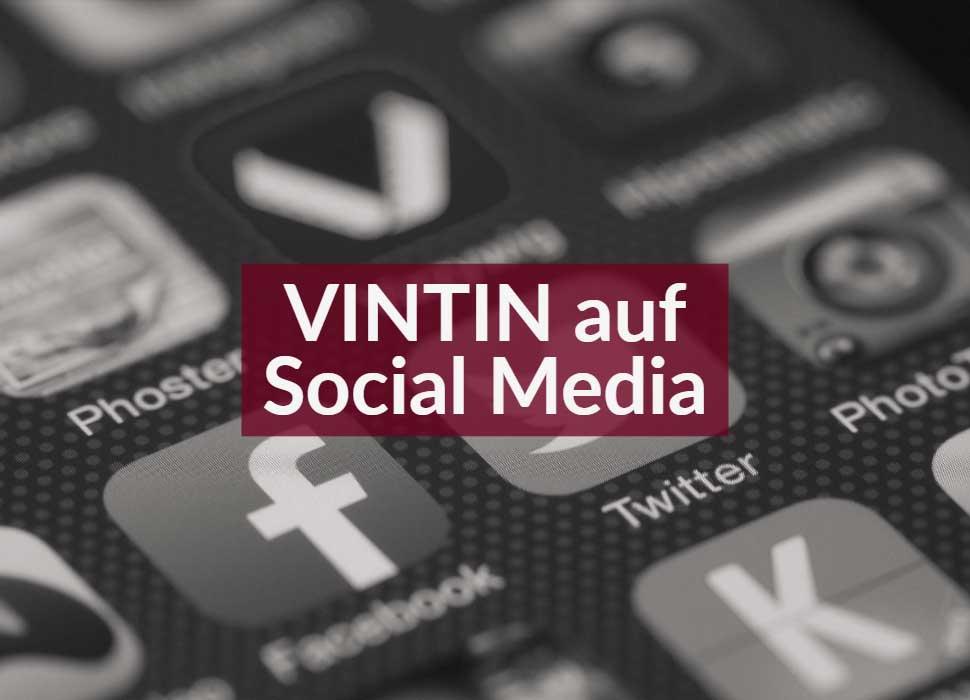 VINTIN auf Social Media