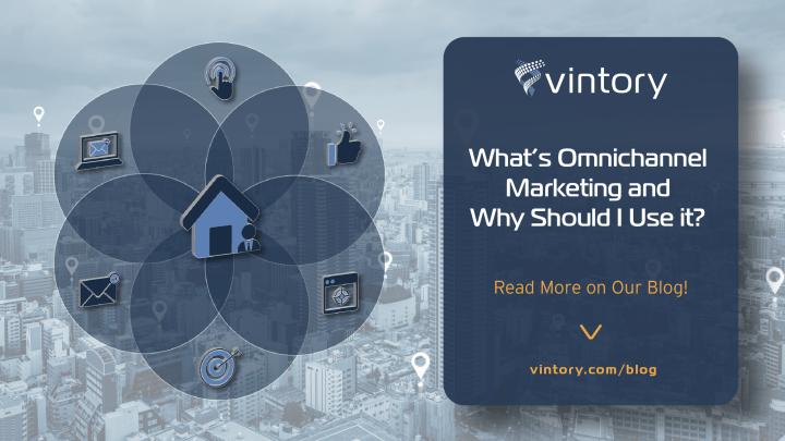 Vintory Omnichannel Marketing System