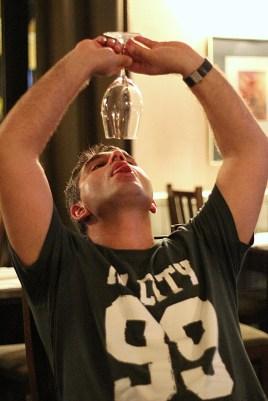 asa se bea corect un Amarone
