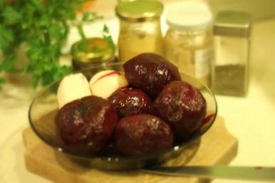 ingrediente salata de sfecla